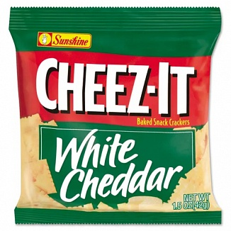 Cheez-It White Cheddar (42g) (Box of 8)