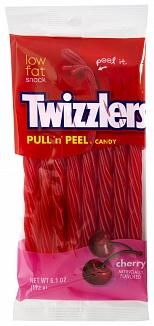 Cherry Twizzlers Pull 'n' Peel (12 x 172g)