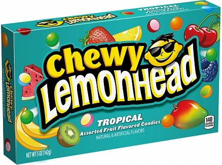 Chewy Lemonhead Tropical (12 x 142g)