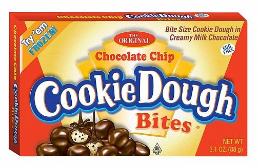 Chocolate Chip Cookie Dough Bites (Box of 12)