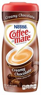 Coffee-Mate Coffee Creamer Creamy Chocolate (6 x 425g)