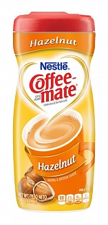Coffee-Mate Hazelnut Coffee Creamer (425g)