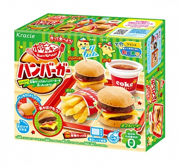 Popin' Cookin' DIY Hamburger Kit (5 x 63g)