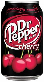 Dr Pepper Cherry (12 x 355ml)