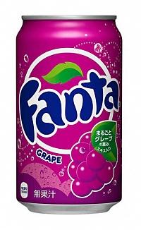 Fanta Grape (24 x 350ml)