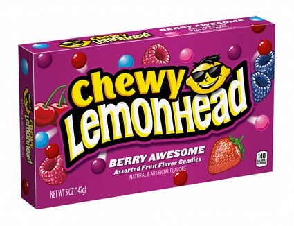 Chewy Lemonhead Berry Awesome (142g)