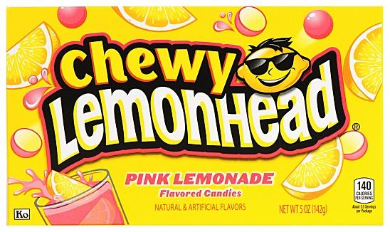 Chewy Lemonhead Pink Lemonade (142g)