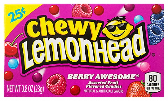 Chewy Lemonhead Berry Awesome (12 x 24ct)