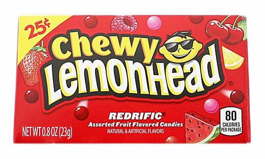 Chewy Lemonhead Redrific (12 x 24ct)