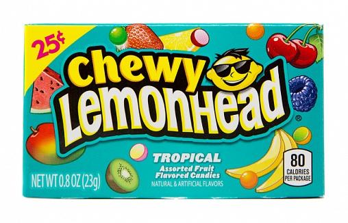 Chewy Lemonhead Tropical (23g)