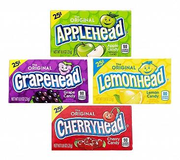 Lemonhead and Buddies