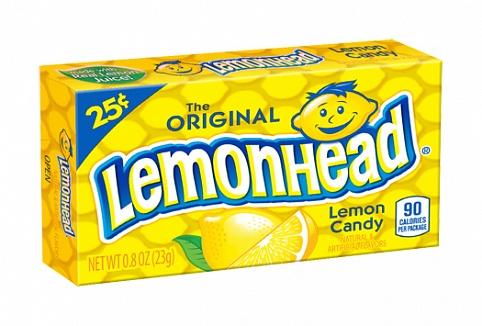 Lemonhead Candy (23g)