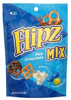 Flipz Milk Chocolate Snack Mix (8 x 113g)