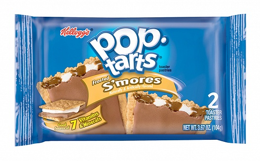 Frosted S'mores Pop-Tarts (2pk) (Box of 6)