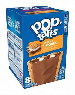 Frosted S'mores Pop-Tarts (12 x 8 pastries)