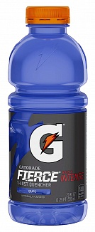 Gatorade Fierce Grape (591ml) (Case of 24)