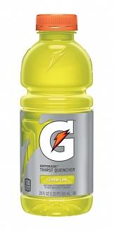 Gatorade Lemon-Lime (591ml) (Case of 24)