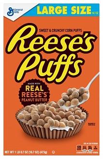 Reese's Puffs (10 x 473g)