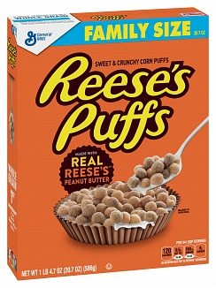 Reese's Puffs (12 x 586g)