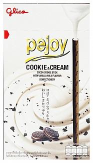 Pejoy Cookies & Cream (6 x 10 x 44g)