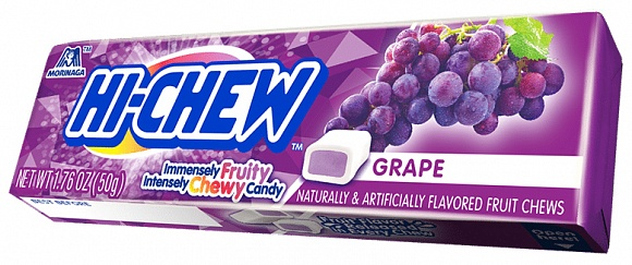 Hi-Chew Grape (15 x 50g)