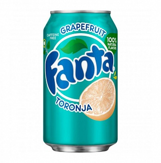 Grapefruit Fanta (355ml)