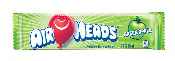 Green Apple Airheads (12 x 36ct)