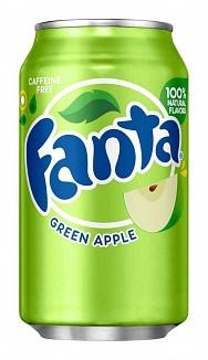 Green Apple Fanta (12 x 355ml)