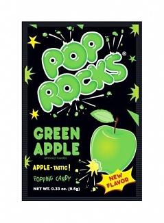 Green Apple Pop Rocks (Box of 24)