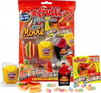 Gummi Movie Bags (Box of 12)