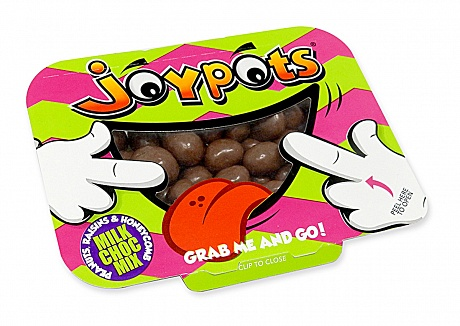 Joypots Milk Choc Mix (100g)