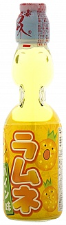 Pineapple Ramune Soda (30 x 200ml)