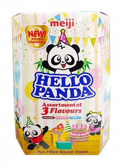 Hello Panda Assorted 3 Flavours (260g)