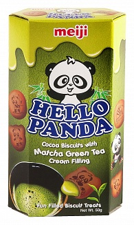 Hello Panda Matcha (2 x 10 x 50g)