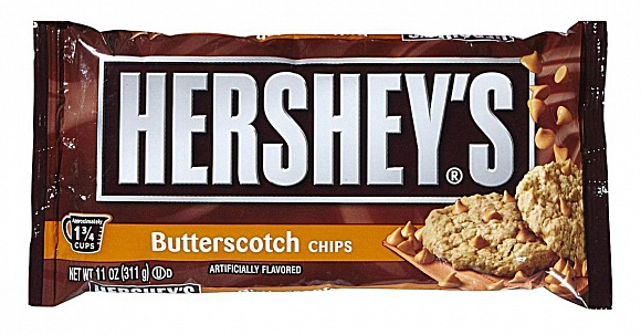 Hershey's Baking Chips Butterscotch  (12 x 311g)