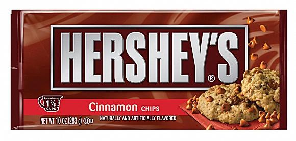 Hershey's Baking Chips Cinnamon (12 x 283g)