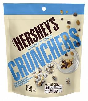 Hershey's Cookies 'n' Creme Crunchers (184g)