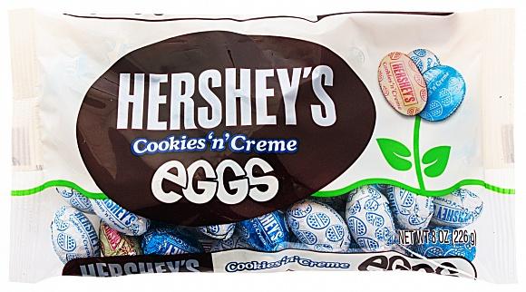 Hershey Milk Chocolate Eggs Allergy