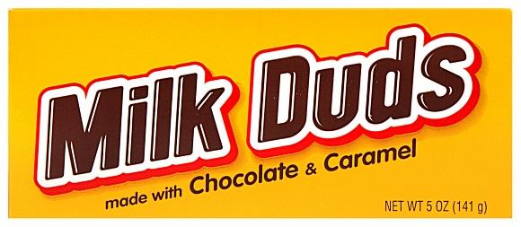 Hershey's Milk Duds (12 x 141g)