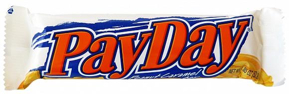 Hershey's PayDay (Box of 24)