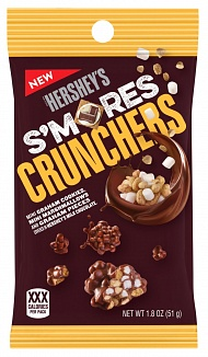 Hershey's S'mores Crunchers (51g)