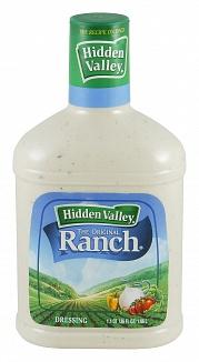 Hidden Valley The Original Ranch Salad Dressing (12 x 1.06l)