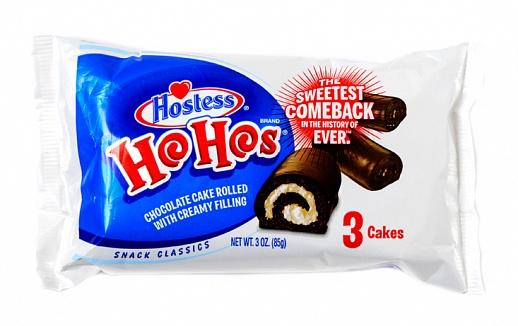 Hostess Ho Hos 3 Pack (6 x 85g)