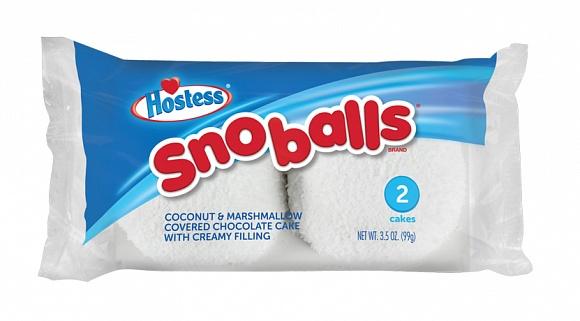 Hostess Snoballs 2 Pack (6 x 99g)