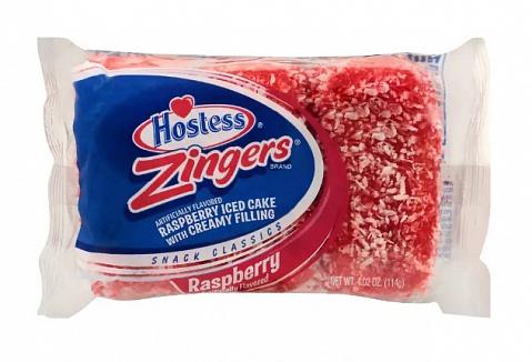 Hostess Zingers Raspberry 3 Pack (6 x 114g)