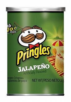 Jalapeño Pringles Grab & Go (Case of 12)