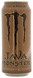 Java Monster Loca Moca (Case of 12)