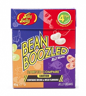 Jelly Belly Bean Boozled - 20 flavours (45g)