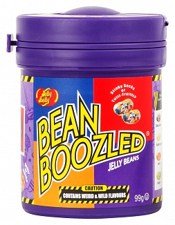 Jelly Belly Bean Boozled Mystery Bean Dispenser (Box of 6)