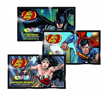 Jelly Belly Super Hero Mix (30 x 28g)